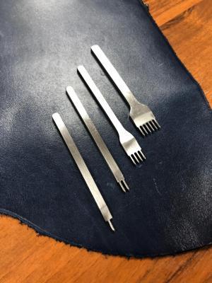 Набор пробойники ромбовидные 3 мм